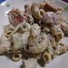 米山 - 料理写真:マカロニサラダ¥380