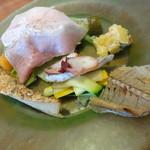 オステリア アバッキオ - 前菜