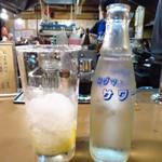 もつ焼き ウッチャン 新宿思い出横丁 -