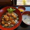 蔵ノ湯 - 料理写真:唐揚丼☆
