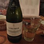 Bistro ひつじや - LORIMER・ボトル 1,040円