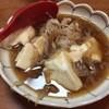 ささ川 - 料理写真:肉豆腐 380円