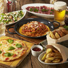 プロントイルバール - 料理写真:スタンダードコース¥1980 プロント名物のパスタ&ピザも食べられる!リーズナブルでボリューミーなプラン。