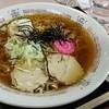 道の駅 ろくのへ メイプルふれあいセンター - 料理写真:ラーメン(シャモロック肉入り)650円