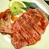 食道園 - 料理写真:特上サーロインステーキ ¥1,998