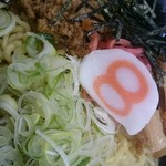8番らーめん - 料理写真:唐麺 麺2玉(税込み874円)