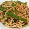 東魁楼 - 料理写真:青椒肉絲定食