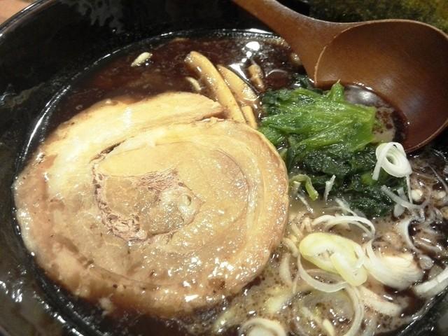 麺屋 黒琥 矢口渡>