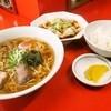 わだラーメン - 料理写真:ラーメンセット