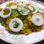 パリバール - ・Himalayan Fried Rice 850円