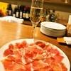 ラコンチャ - 料理写真:道産白豚の自家製生ハム