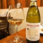 ラコンチャ - 店長 高村さんオススメの白ワイン「マーティン コダック2013」