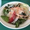 Trattoria az poggio  - 料理写真:セットのサラダ