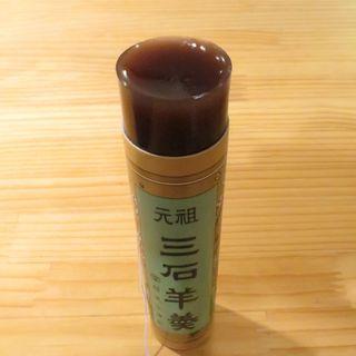 八木菓子舗 - 料理写真:三石羊羹丸缶大
