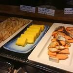 大観荘 - 朝食バイキング