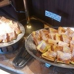 大観荘 - 朝食 フレンチトースト