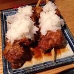 米福 - 夜/鶏天