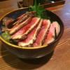 まっちゃん - 料理写真:合鴨ロース丼