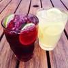 アール・リバーサイドグリル&ビアガーデン - ドリンク写真:当店オリジナルサングリア♪アップル&ベリー、レモン&グレープフルーツ