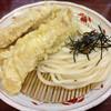 麺こい - 料理写真:鶏天ざる(*´д`*)500円