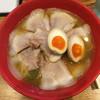 天天有 - 料理写真:丸スープ チャーシュー麺 並 煮卵トッピング。