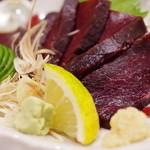 居酒屋 葉牡丹 - 鯨の刺身