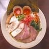 麺屋味翔 - 料理写真:「らー麺全のせ」1,000円