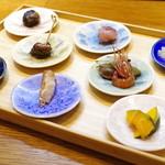 中国菜 火ノ鳥 - 前菜8品