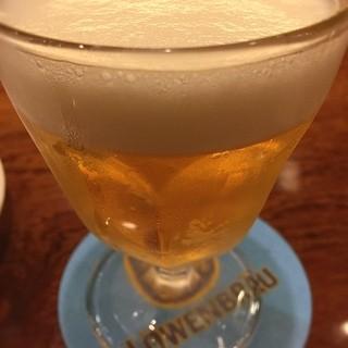 タッポスト チャオラ - ランチビール