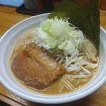 麺処なかがわ - 料理写真:ラーメン(700円)