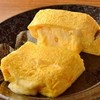 ユニバーサル・ダイニング - 料理写真:竹鶏たまごの「チーズ出し巻き」680円