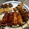 やきとり 秀吉 - 料理写真:焼鳥盛り合わせ