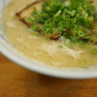 博多ラーメン ばりこて - 料理写真: