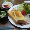 喫茶ロマン - 料理写真:モーニング(洋食)