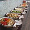 レストラン パッショーネ - 料理写真:ビュッフェ2