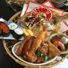 成田家 - 料理写真:七五三祝い膳(¥2,000) 茶碗蒸しとプリンもついて