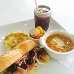 SUGAR HILL CAFE - 料理写真:パニーニセット