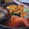 魚彩亭 すみよし - 料理写真:三陸丼(2500円)