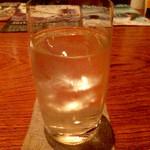 bar K家 - 山崎12年・水割り