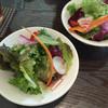 ナミヘイピザ - 料理写真:ランチセット サラダ