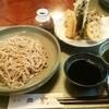 三和 - 料理写真:野菜天ぷらそば(大盛り)  ¥1,030.+α