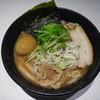 麺処 いっぱく - 料理写真:焦がしにんにくらぁ麺+味付玉子