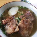 そば屋よしこ - 料理写真: