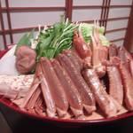 坂本屋 - 蟹鍋