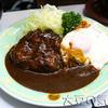 キッチン南海 - 料理写真:ハンバーグライス