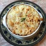 レストラン カナル - 料理写真:蟹クリーム海老ドリア、1280円です。