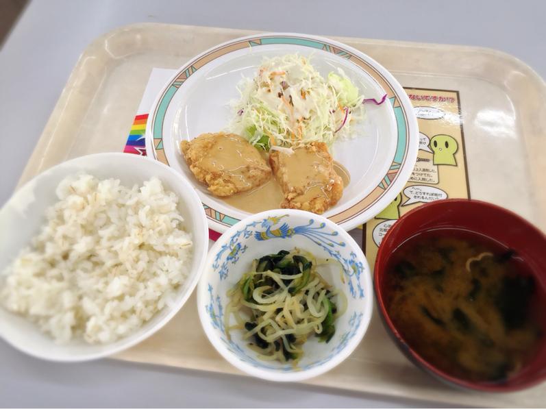 名古屋大学生協北部食堂 基本食堂