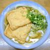 吾里丸 - 料理写真:きつねうどん