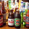 es - その他写真:海外ビールも充実のラインナップ!
