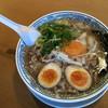 丸源ラーメン - 料理写真:肉そば+煮玉子